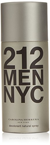 Carolina Herrera - Desodorante spray 212 men