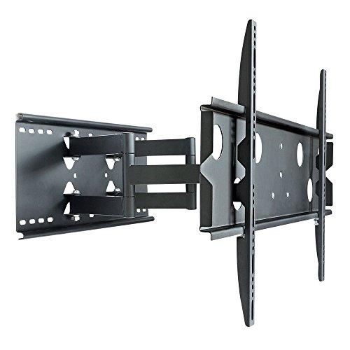 NEG Profi VESA Universal TV-Wandhalterung Extender 5015 Big Screen speziell für große Fernseher (schwarz) Schwenk-, neig- und ausziehbar, Full Motion