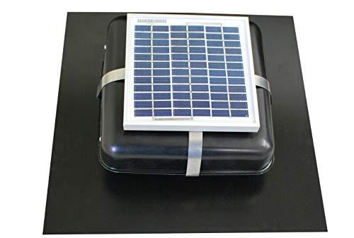 Solar Blaster Solar Roof Vent & Attic Fan