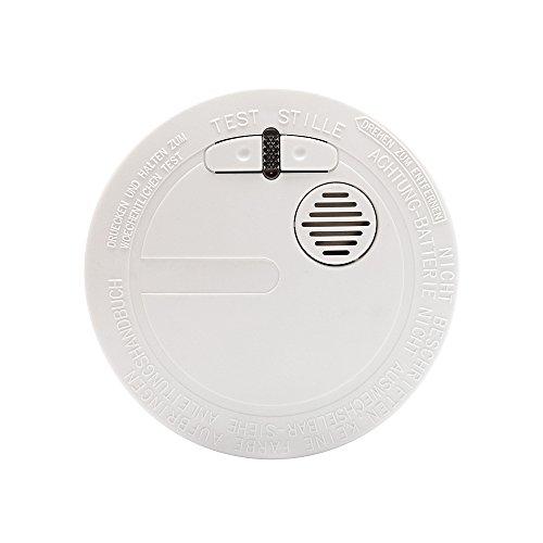 Qualitäts - Rauchmelder 10 Jahre Q-Siegel, VDs Zertifiziert Model K-010 (10er- Pack)