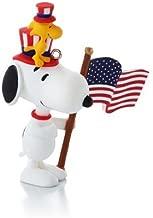 Hallmark Keepsake Ornament The Peanuts Gang Patriotic Pals 12th in Series 2013