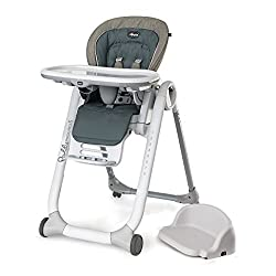 Chicco Polly Progress 5-in-1 Highchair