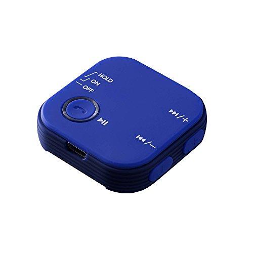グリーンハウス Bluetoth ブルートゥース オーディオレシーバー クリップ付 AAC対応 Bluetooth Ver4.1 ブル...