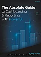 Dashboarding & Reporting with Power BI: How to Design and Create a Financial Dashboard with Power BI – End to End Front Cover