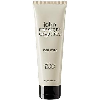 John Masters Organics - Rose & Apricot Hair Milk - 4 oz (New)