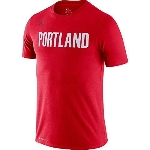 NBA Youth 8-20 Performance Dri Fit Essential Statement Edition Wordmark Camiseta, Chicago Bulls Black Statement Edition