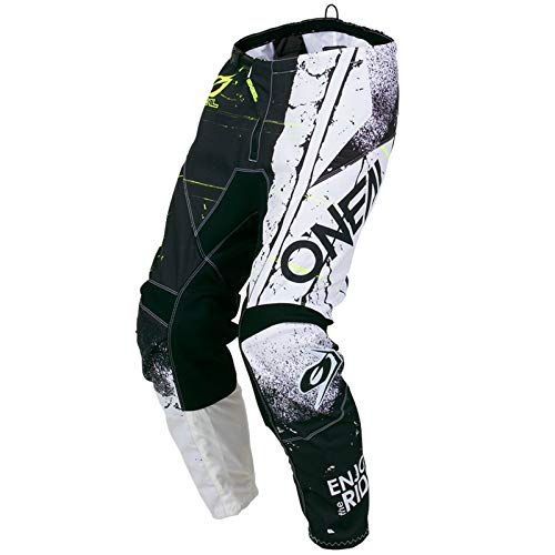 O'NEAL Element Shred Youth Kinder MX DH MTB Pant Hose lang schwarz/weiß 2019 Oneal: Größe: 24 (116-134)