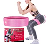 Best Resistance Bands - ANTBADGE Anti-Slip Fabric Resistance Loop Bands for Women Review