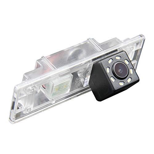 HD Fotocamera Telecamera per la Retromarcia per utilizzare alla luce Targa Retrocamera, telecamera posteriore per BMW 1 series 120i E81 E87 F20 135i 640i Mini Countryman Couper