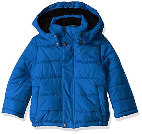 Calvin Klein Jungen Eclipse Bubble Jacket Daunenalternative, Mantel, leuchtendes Blau, Mittel
