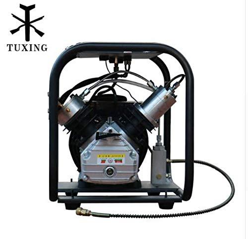 TXED01 TUXING Pcp compresor bomba de aire de doble cilindro