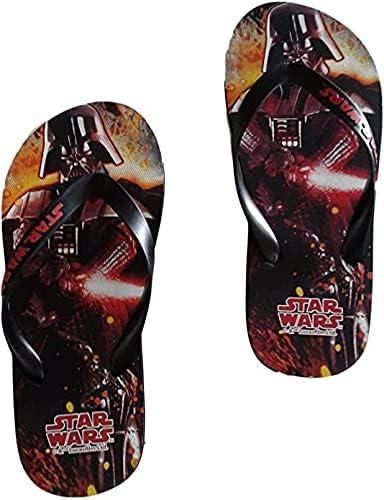 Star wars Men Flip Flops (S 7/8, Multicolor)