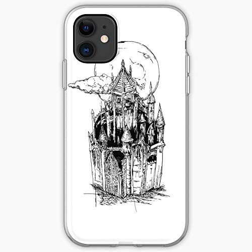 by Tracy Ep Castles Wavybabe Lil Official Case Art Peep Artwork | Phone Case for All iPhone, iPhone 11, iPhone 11 Pro, iPhone XR, iPhone 7/8 /SE 2020