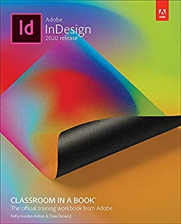 Adobe InDesign Classroom in a Book (2020 release) (English Edition)