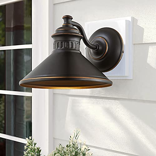 Outdoor Wall Sconce 10.6
