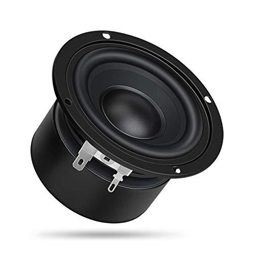 4 inch subwoofer speaker