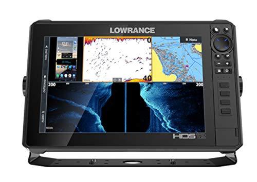 Lowrance HDS-12 Live Row avec transducteur Active Imaging 3 en 1
