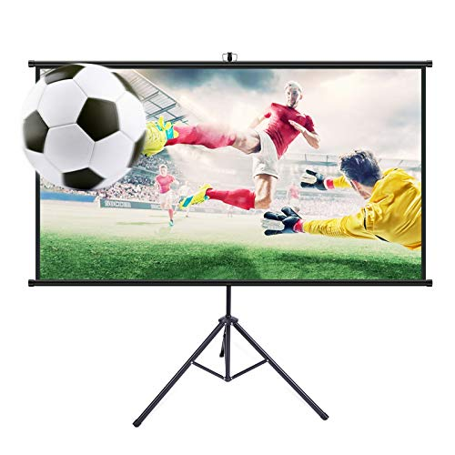 Best Projector Screen With Stand 2021: Top 10 Views