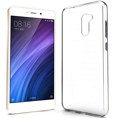 NewTop TPU Clear Cover Xiaomi Redmi 4 PRO Trasparente
