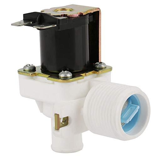 Wendry elektromagneetventiel, wasmachine elektromagneetventiel, FCD270A inlaat elektromagneetventiel AC 220V / 240V BSPP 3/4 inlaatventiel voor waswater