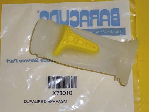 (GIGA-MARKET) Baracuda Zodiac X73010 T3 T5 X7 Quattro Diaphragm Genuine Replacement Part
