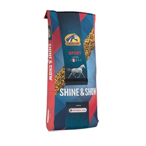 Cavalor Shine & Show 20 kg