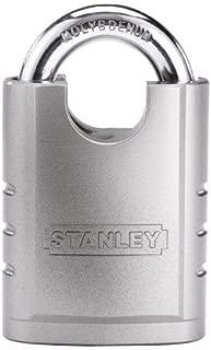 Stanley Hardware S828-145 CD8820 Shrouded Hardened Steel Padlock (Renewed)