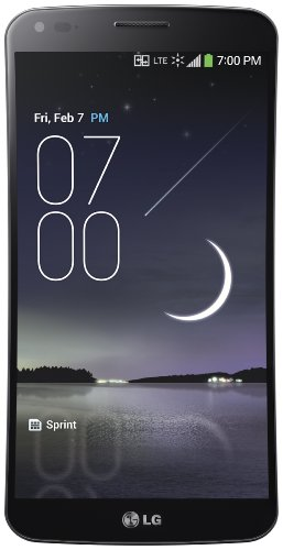 LG G Flex, Titan Silver 32GB (Sprint)