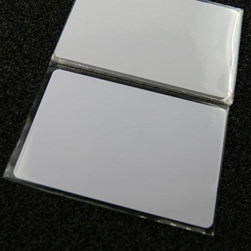 Unbekannt 10 x RFID Chips Karten 13,56MHz Transponder Keyfob Codeschloss Ausweis Karte Tag Card