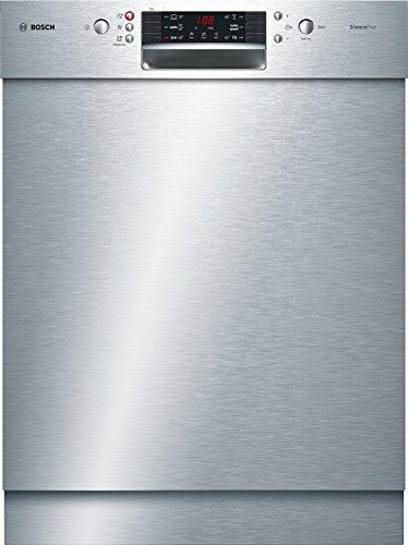 Bosch SMU46MS01E Serie 4 Silence Plus Geschirrspüler Unterbau /60 cm/A++/262 kWh/Jahr / 1820 L/jahr/Schutzprogramm/edelstahl
