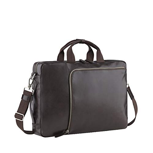 Picard Briefcase with Backpack Function Buddy Cuero 30 x 42 x 9 cm (H/B/T) Unisex Portafolios (4505)