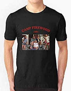 camp firewood 1981 - wet hot american summer 100% cotton