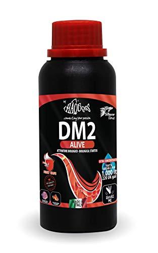 Haquoss DM2 Alive Batteri per Dolce e Marino 100ml, Nero