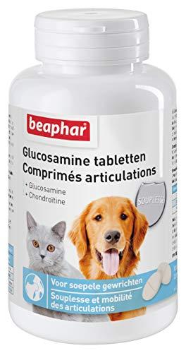 Beaphar - Comprimés articulations, contre les douleurs articulaires - chien et chat - 60 comprimés