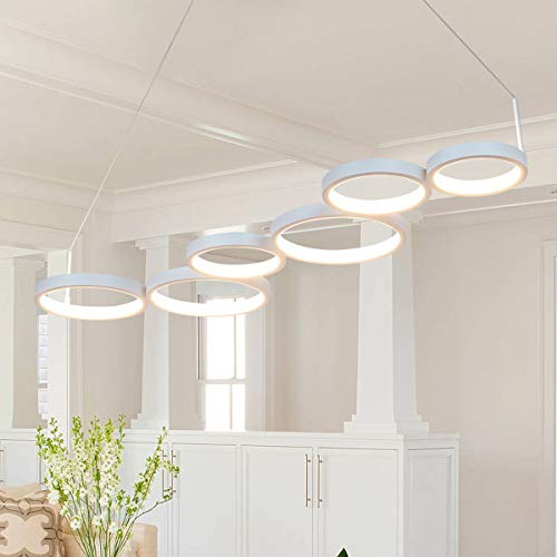 Helych LED 6 Pendant Light