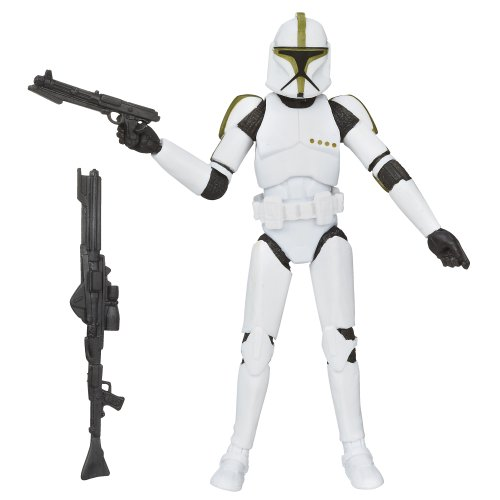 Figura Star Wars The Black Series #02 Clone Trooper Sergeant