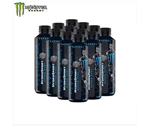 Brand New Flavor Hydro Sport Hang Time by Monster energy Drink Bigger and Better 12pack x 650ml Bottle