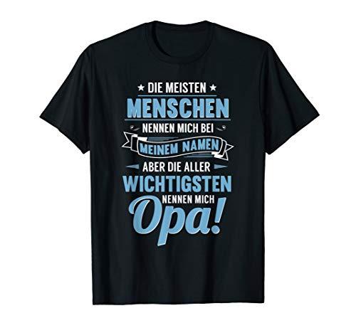 Herren Opa Geburtstag Geschenk | Lustiges Geburtstagsgeschenk Opa T-Shirt
