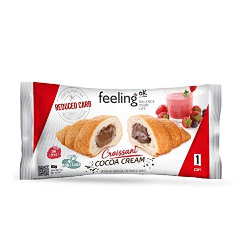 Fooditalia - FeelingOK Start - Protein Kakao Croissant - 65g