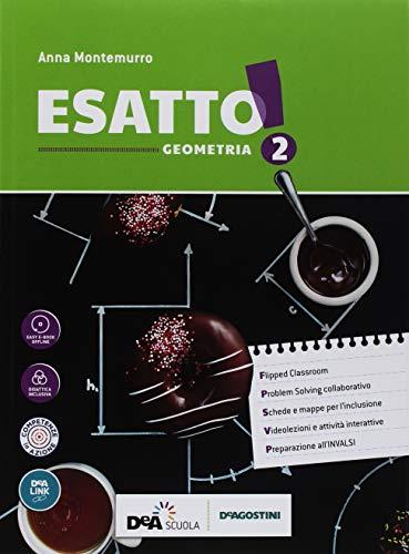 Esatto! Con quaderno operativo e prontuario. Ediz. tematica. Per la Scuola media. Con ebook. Con espansione online. Con DVD-ROM: 2