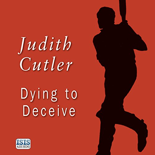 Dying to Deceive audiobook cover art