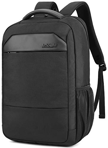Great Deal! Travel Laptop Backpack, Business Anti Theft Slim Durable Bookbag Notebook Backpack, Wate...