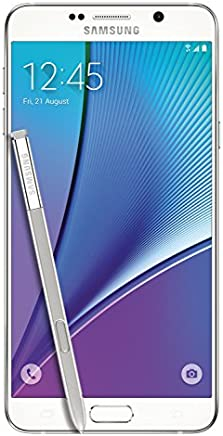 Samsung Galaxy Note 5, White  32GB (AT&T)