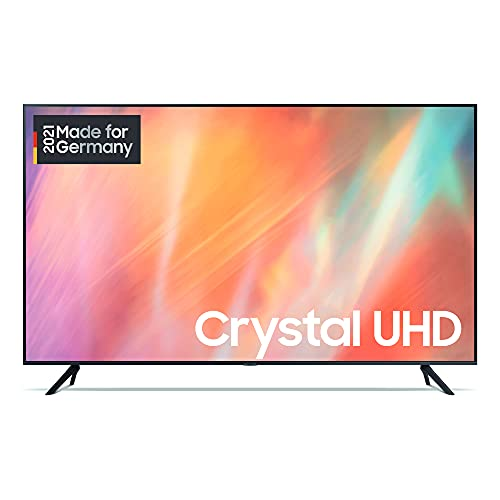 Samsung Crystal UHD 4K TV 43 Zoll (GU43AU7179UXZG), HDR, Q-Symphony, Boundless screen [2021]