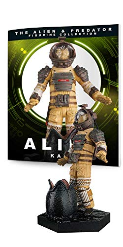 The Alien & Predator Figurine Collection Kane (Alien) 14 cm Eaglemoss Mini