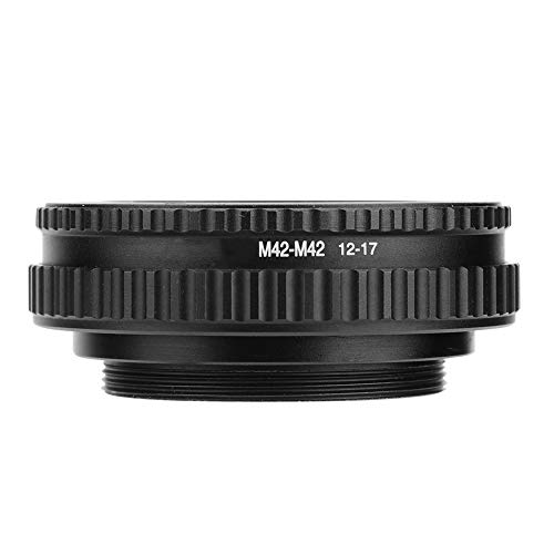 Kamera Macro Focusing Helicoid,M42-M42 12mm-90mm Objektiv Adapterringe Objektiv Mount Adapter Ring Objektiv Adapterringe(12mm-17mm)