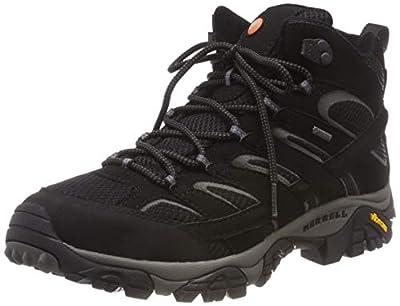 Merrell Women's Moab 2 Mid GTX High Rise Hiking Boots