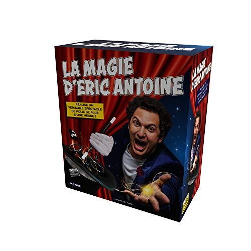 Megagic-LA D'ERIC Zauberset Eric Antoine, EAC