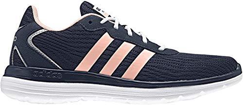 adidas Damen Cloudfoam Speed W Fitnessschuhe, Schwarz/Weiß/Pink (Maruni/Nadecl/Plamat), 38 EU