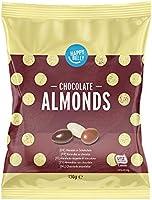 Marca Amazon - Happy Belly Almendras con chocolate